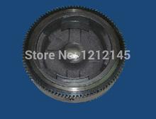168F генератор электрический стартер маховика для HONDA 2KW генератор, 170F генератор электрический стартер маховика для HONDA генератор