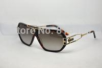 New 2015 Brand  Cazal 881 Fashion Designer women men Sunglasses Vintage eyewear vogue glasses Best quality 3cols free shipping