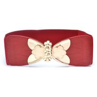 Fashionable joker   bowknot  elastic  Waist sealing women  Restoring ancient ways Decorative belt