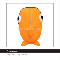Snow Fox environmental burdens neoprene waterproof and shockproof small goldfish shoulder bag backpack children
