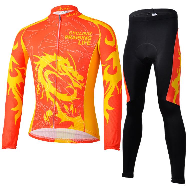 Discount Professional Team man/male cycling jersey/ cycling clothing/ cycling wear+bib suit Bike Sports Sets Free Shipping()