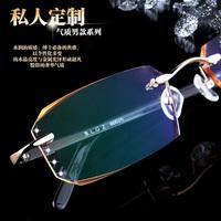 2014 Real Promotion Freeshipping Solid Men Acetate 30 Optical Glasses Eyeglass Frames Diamond Glasses High Quality Box Frame