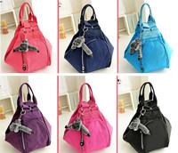 2014 NEW Arrival tyle Women's Shoulder Bag Kip Handbag Nylon Brand Casual Travelling Multifunction Bag Monkey Messenger Bag