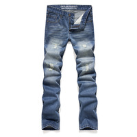 Men Jeans pants Hot hot Free Shipping retail & wholesale Mens trousers Leisure & Casual pants Newly Style Cotton Pants