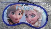 1x QUEEN ELSA Anna Frozen Eye Patch Soft Travel Sleep Eye Mask Shade 19*10cm x65/x82