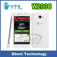 ThL W200C smart phone Android 4.2 MTK6592M Octa Core 1.4GHz 5.0 Inch 1G RAM 8GROM OTG 1280 x 720 HD W200S Update 5Pcs/lot