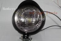 Motorcycle white LED angel eye headlights fog light for VLX400 600 VT750 VT1300