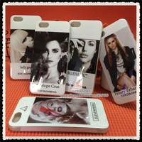 Brand Design Logo Star Elevenparis Marilyn Monroe Beyonece Angelina Jolie Putin Jason Statham For Iphone4 4s 5 5s Case Cover