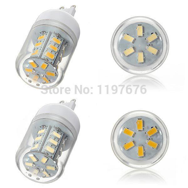 10pcs/lot g9 led leuchtmittel 220v 9w led-lampe g9 smd 5730 elektronische 2014 neue cree led light 360-grad- abstrahlwinkel led strahler lampen