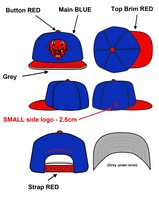 Custom make Snapback 50 pcs Per style Per color ,Processing time around 10 days , Customize Snapback hats free shipping