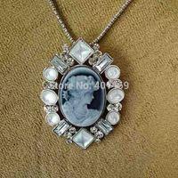 3pcs lot new free shipping figure charm fashion necklace pendant jewelry