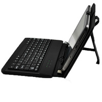 USB  OTG Port 7' keyboard tablet case cover for 7 inch tablet PC & laptop can print russian/polan/spain letters
