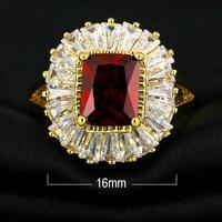 Love Best Friends Anel Coroa Bijouterias Acessorios atacado Semi joias ouro 18k Fashion Wedding rings For women 4 color
