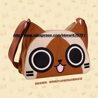 Monster Hunter Allure cat Shoulder bag satchel