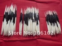Free Shipping Natural Porcupine Quills Thorns For Hair Sticks Fishing Floats  30pcs/lot