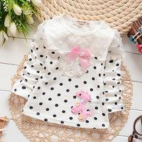2014 autumn Free Shipping Cotton Fashion cute reindeer Children T Shirts,Kids Boys Tops,Child Tees longsleeve Clothing 4pcs/lot