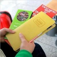 2014 Multifunction Passport Holder Travel Pouch wallet card package  bg-1401