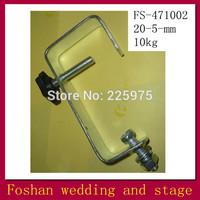 Free Shipping aluminium scaffolding clamp,lighting truss clamp,pipe dog