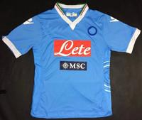 Napoli Jersey 2015 Best Thailand quality jersey 14 15 Naples Men soccer jersey Higuain 9 HAMSIK 17 football Napoli shirt custom