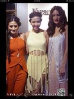Fashion Thailand Long tassel sleeveless top irregular three-dimensional bust skirt short culottes female  twinset