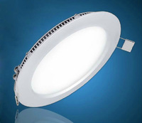 led panel round ultra thin ceiling light 2835SMD 3W 4W 6W 9W 12W 15W 18W lamp 85~265V kitchen bathroom lighting free shipping
