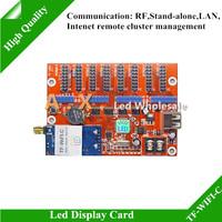 TF-WIFI-C Led Display Control Card,Wireless Led Control Card U Disk Single Color 2048*64,1024*128 / Double Color 1024*64,512*128