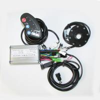 36V E-bike LED KT760 panel system for e-bike refit