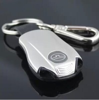 Great old standard vehicle standard keychain key ring gift men lady key chain piece free shipping with LED function Christmas