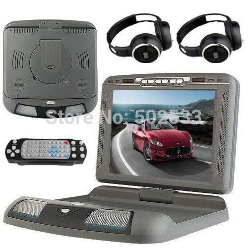 Автомобильный DVD плеер 9/+ DVD MP3 MP4 MP5 USB SD