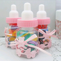 Children's hair accessories colorful rubber band cute baby pacifier head ornaments party decorations baby shower favors