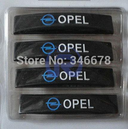 Free shipping opel mokka antara astra g j h insignia vectra corsa zafira Car door scratch crash protection products car styling(China (Mainland))