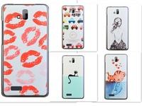 For Hisense u980 case,cartoon rabbit cat fish sexy lips rose Colored Drawing Paint Hard Case For Hisense EG980 / U980 / T980