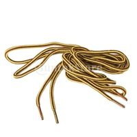 New 2014 Brand New 152 CM Cedar High Strength Durable Dedicated Shoelaces of Hiking Shoes - Cinnamon Stripes  Free Shipping