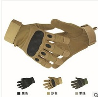 The new 2014 commandos outdoor tactical gloves Cycling protective car anti-slip gloves wholesale free shipping