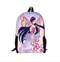 New 2014 Kids Backpack MONSTER HIGH Winx Bag  SCHOOL BAG EVA Schoolbag Children School Bags for Girls  B17