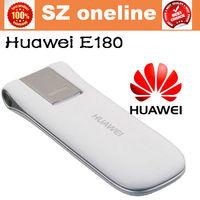 Unlocked huawei E180 3g wireless modem 7.2M usb dongle free shipping
