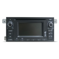 Original SUBARU 86201SC430 Clarion CD player PF-3304B-A for 2012 Forester OEM car radio WMA MP3 USB Bluetooth Tuner