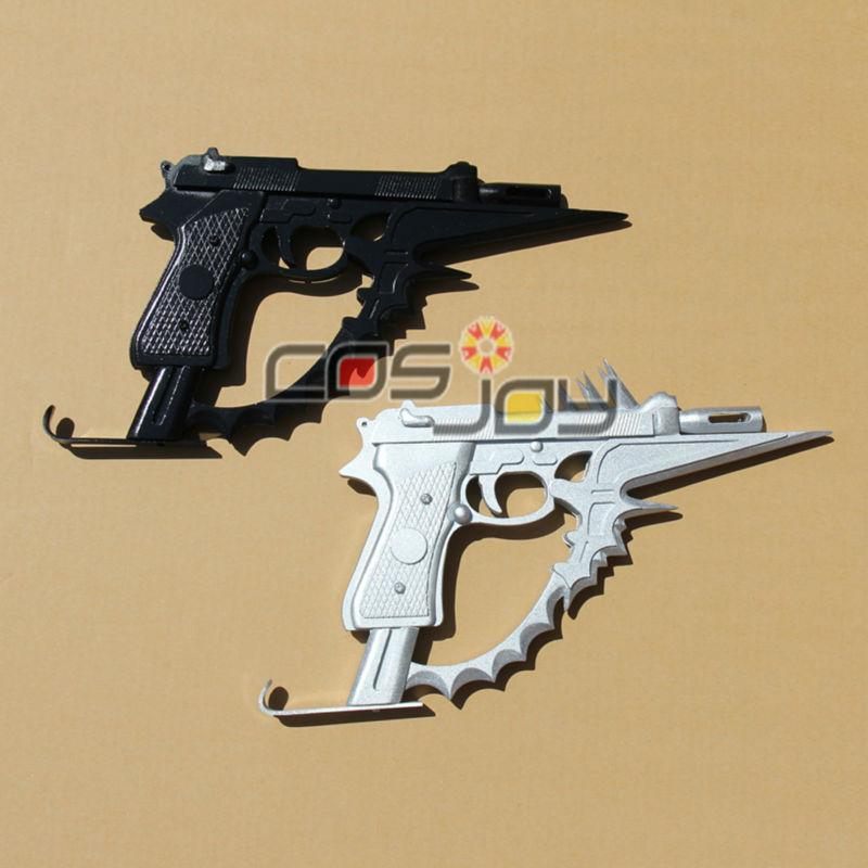 Black V. Crimsom Black-Bullet-KAGETANE-HIRUKO-PVC-font-b-Replica-b-font-Cosplay-Prop