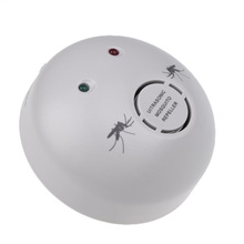 Electronic Ultrasonic Mosquito Repeller 220V-240V Non-toxic Effectively EU Plug(China (Mainland))