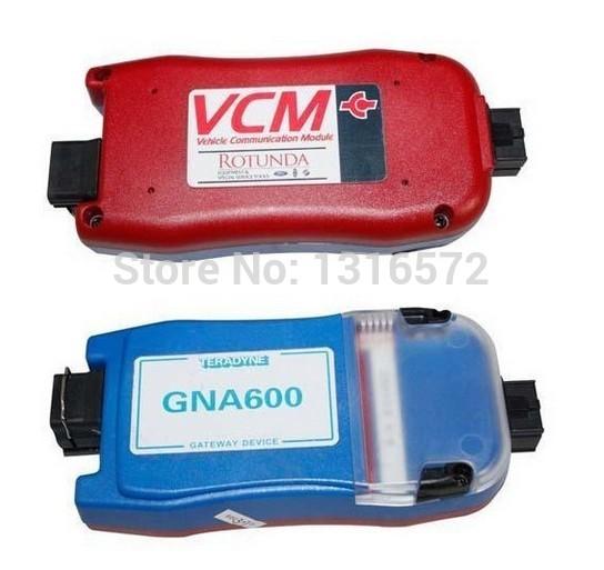 hot sell GNA600+VCM 2 in 1 IDS V85 JLR V136 GNA600 VCM 2 in 1 for Honda Ford Mazda Jaguar and LandRover Diagnose and Programming(China (Mainland))