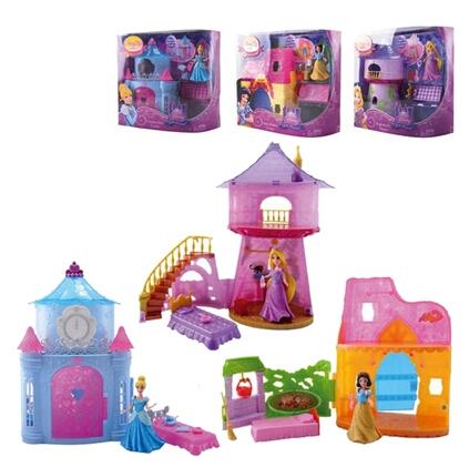 Mini Castle And Princess Girls