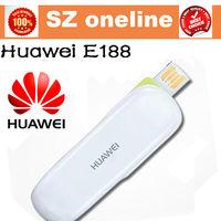 Original HUAWEI E188 7.2Mbps USB modem HUAWEI USB Modem unlocked E188 usb modem