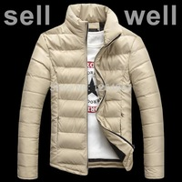 Fashion trends,2014 NEW Winter Men Down Jackets,A+++ outdoors jacket men Coat  Free shipping