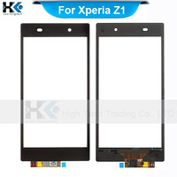 Touch Screen Digitizer Assembly Replacement For Sony Xperia Z1 L39 Lt39 L39H C6902 C6903 C6906 C6943