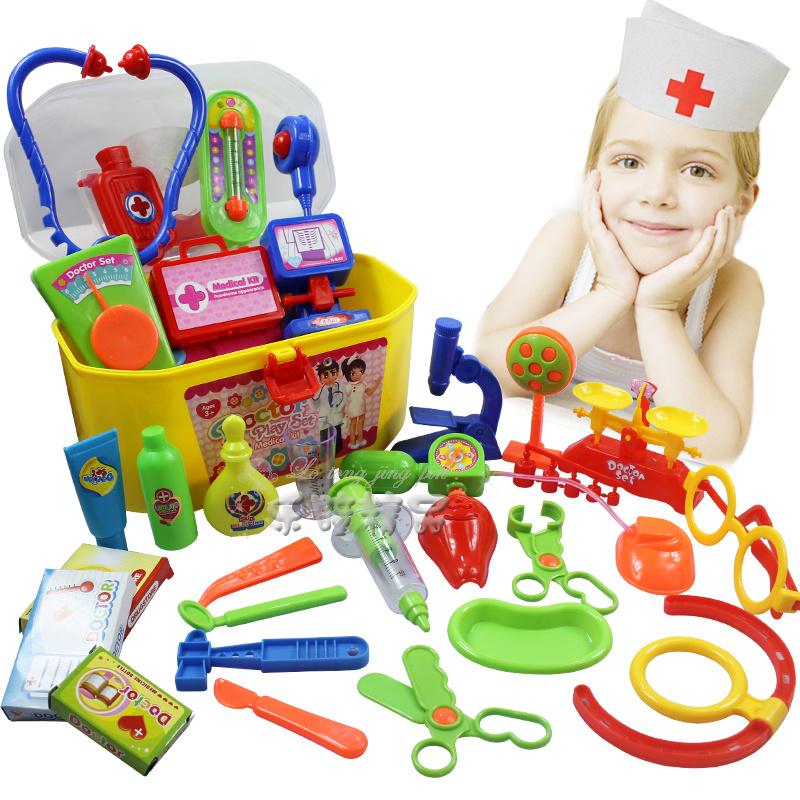 Аптечка для игры в больницу