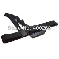 10pcs/Lot Gopro adjustabel Chest harness elastic body stap for SJ4000 sport camra chest strap  GP85