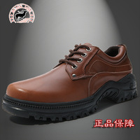 Selling men's leather shoes with rubber bottom big head really shoes business daily fashion men's shoes outdoor shoes wholesale
