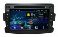 Renault Duster  Android 4.2 CAR DVD player audio navigation,Capacitive and multi-touch screen, 3g, wifi,GPS support OBD