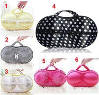 Free Shipping Lace Underwear Storage Box Bra Holder Box Panties Socks Storage Travel Portable Storage Box & Bra Case 21 Designs