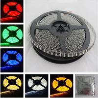 5 Meters 12V SMD3528 120LED/M LED Strip light waterproof LED Light Strips Ceiling Strip Lights DJ20